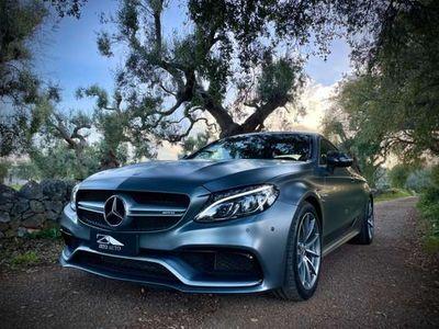 usata Mercedes C63 AMG AMG IWC/SCARICO/CARBONIO