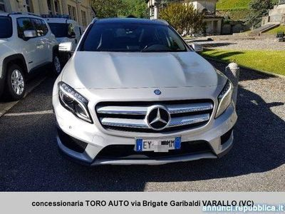 usata Mercedes GLK200 CDI Automatic 4Matic Premium Varallo