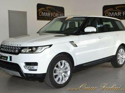 usata Land Rover Range Rover Sport 3.0 SDV6 HSE DYNAMIC 293CV GANCIO 20' FULLKM84.000