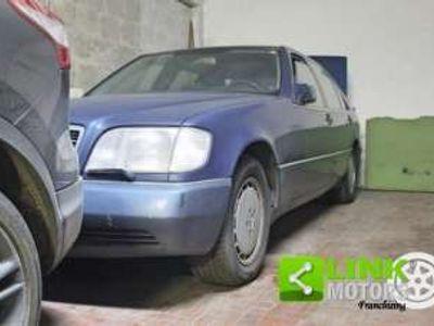 usata Mercedes S600 classesel w140 benzina
