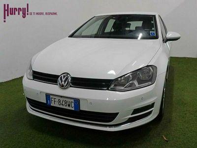 usata VW Golf 2.0 TDI DSG 5p. Executive BlueMotion Technology