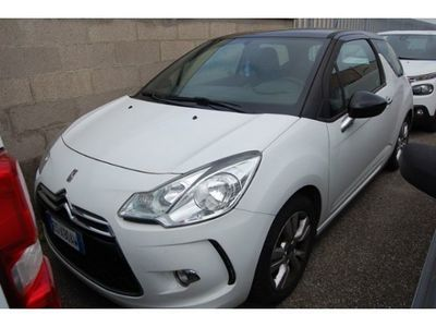 usata DS Automobiles DS3 DS 3 1.4 HDi 70 Chic QRDS 3 1.4 HDi 70 Chic QR