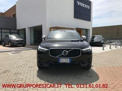 begagnad Volvo XC60 D4 AWD R-design