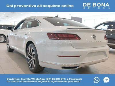 usata VW Arteon 2.0 tdi Sport 190cv dsg