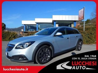 used Opel Insignia Country Tourer 2.0 CDTI 163CV aut.