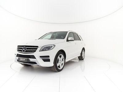 usata Mercedes ML250 ClasseBlueTEC 4Matic Premium del 2014 usata a Torri di Quartesolo