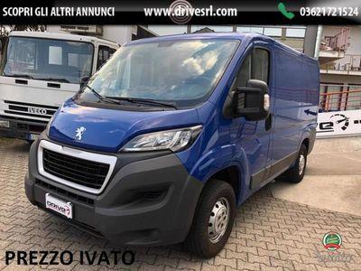 used Peugeot Boxer 330 2.0 BlueHDi 130CV L1H1 FAP Furgone