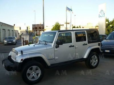 used Jeep Wrangler Unlimited 2.8 CRD Sahara