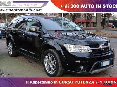 gebraucht Fiat Freemont 2.0 Mjt 170 CV 4x4 aut. Lounge 7 POSTI Unicoproprietario
