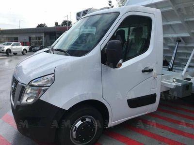 used Nissan NV400 Telaio 35 2.3 dCi 165CV Tp-PM-SL-RG Cabinato HD nuova a Verdellino