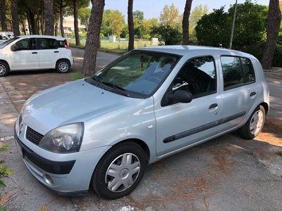 usata Renault Clio 1.2 16V cat 5 porte Limited