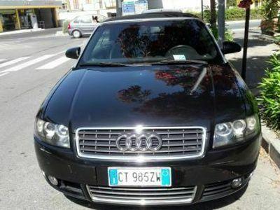 usata Audi A4 Cabriolet