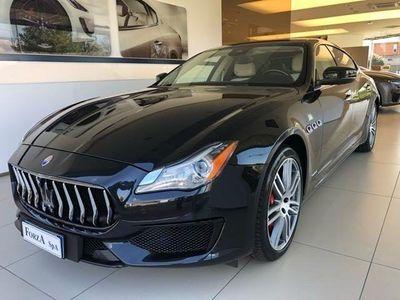 brugt Maserati GranSport Quattroporte 3.0 V6 S Q4