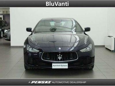 usata Maserati Ghibli 3.0 Diesel 275 CV