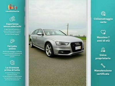 usata Audi A4 Avant 3.0 V6 TDI 245 CV quattro S tronic Business Plus