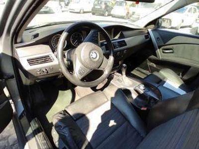 usata BMW 525 Serie 5 (E60/E61) cat Touring Futura