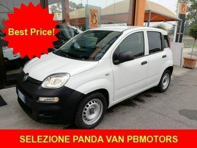 usata Fiat Panda 1.3 MJT S&S Pop Van 2 posti