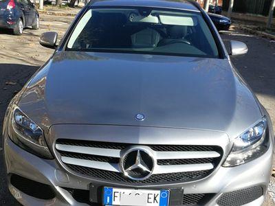 usata Mercedes C200 ClasseSW Bluetec km 79927