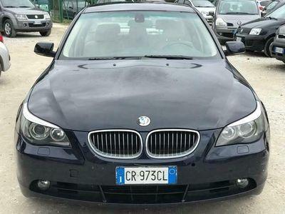 used BMW 525 Serie 5 (E60/E61) cat Attiva