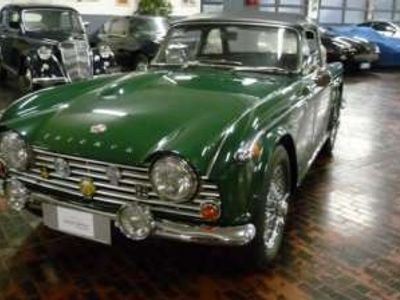 usata Triumph TR4 Mod. A ´´ASI´´ Benzina