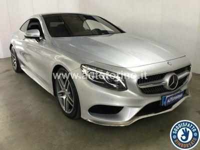 usata Mercedes S500 Classe Ssec coupe 500 Maximum 4matic auto