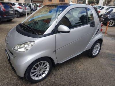 usado Smart ForTwo Cabrio 1000 52 kW MHD passion
