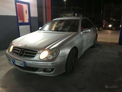 usata Mercedes CLK220 ClasseAvantgarde