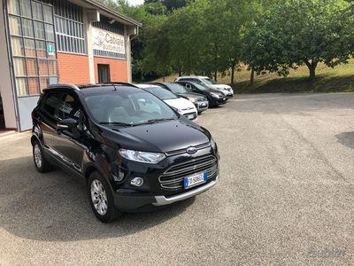 used Ford Ecosport 1.5 TDCi 95cv Titanium
