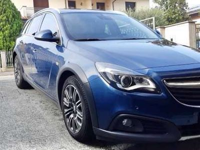 usata Opel Insignia Country Tourer 2.0 CDTI 4x4 170CV aut.