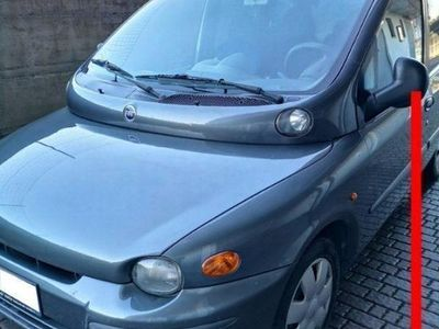 brugt Fiat Multipla 1.9 jtd 116 cv elx diesel