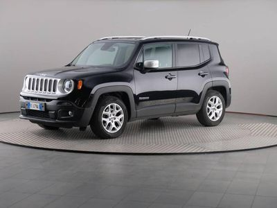 usata Jeep Renegade 1.6 Mjet 120cv Limited
