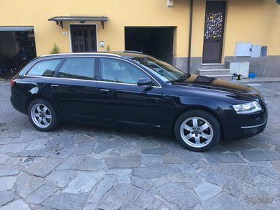 brugt Audi A6 3.0 tdi sw quattro gancio traino
