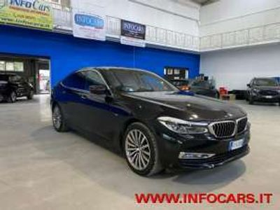 usata BMW 630 d xDrive 249CV Gran Turismo Luxury Diesel
