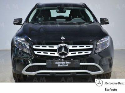 used Mercedes GLA180 d Aut. Business Navi FH