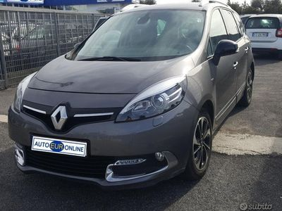 usata Renault Grand Scénic 1.5dci - Bose Edition - 2015