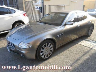 usata Maserati Quattroporte 4.2 V8 Blindatura Repetti B4