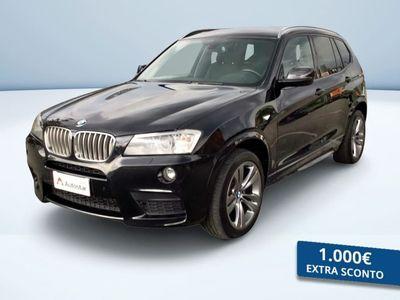 usata BMW X3 X3xdrive30dA Futura