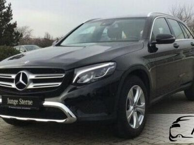 second-hand Mercedes GLC220 d 4Matic 2018 Exclusive navi fari led 9G tronic