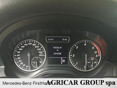 usata Mercedes A160 ClasseCDI Executive del 2014 usata a San Zeno Naviglio