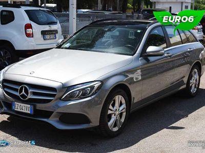käytetty Mercedes 220 C SWd (BT) Business auto