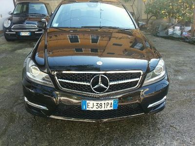 usata Mercedes C200 CDI BlueEFFICIENCY Avantgarde Restyling