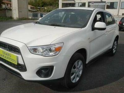 usata Mitsubishi ASX 1.6 2WD GPL Bi-Fuel Inform