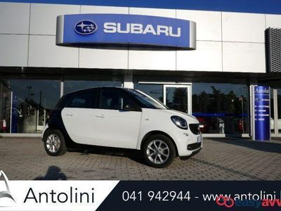 used Smart ForFour Passion 52Kw