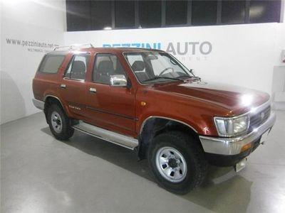 usata Toyota 4 Runner 2.4 tdi - 2WD\4WD - Ridotte \ Testata Km.0