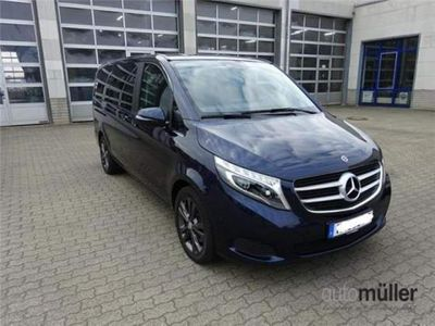 gebraucht Mercedes V250 d Automatic Lungo