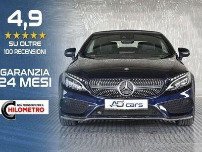 usata Mercedes C220 d 4Matic Automatic Cabrio Premium Plus