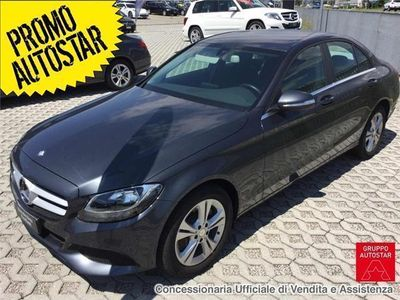 usata Mercedes C200 Classe Cd Automatic Business