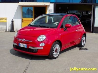 brugt Fiat 500 1.2 Lounge Automatica OK NEOPATETANTI