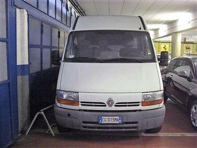 usata Renault Master MasterFurgone 2.5 Diesel 84kw.