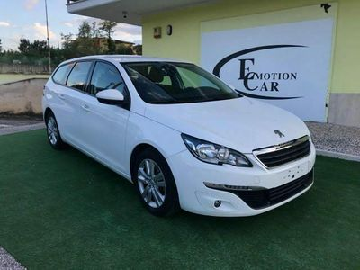 usata Peugeot 308 1.6HDi EAT6 Aut. 120CV Business 2015
